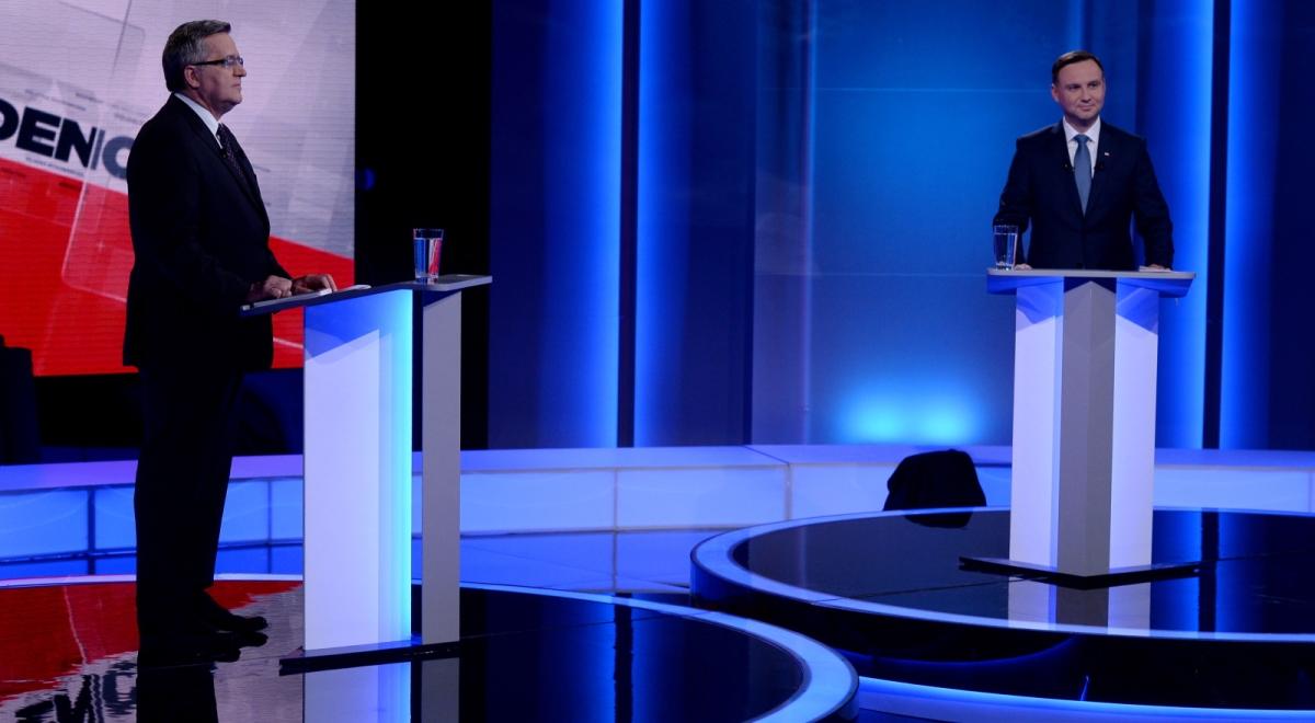 #Debata ijej dwaj zwycięzcy