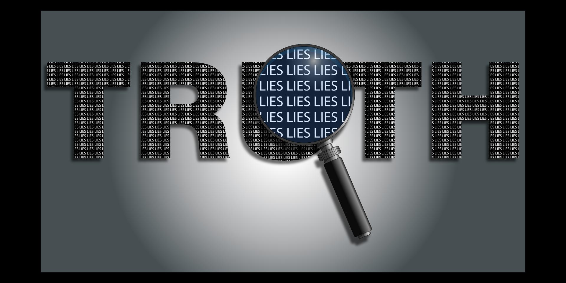 Era kłamstwa: ofaktach medialnych ipost-prawdzie